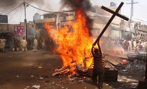 Image result for christians in uganda leaving islam behind being persecuted