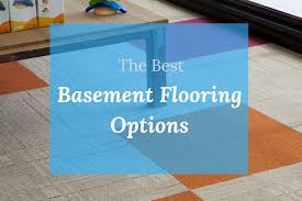 basement flooring can be a tough nut to do you need to have waterproof