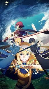 324635 Alice, Kirito, Eugeo, Sword Art ...