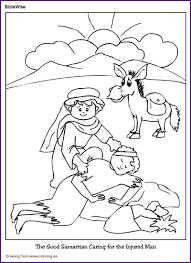 23 Good Samaritan Coloring Page Compilation Free Coloring Pages