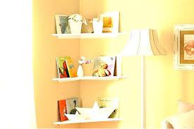 Corner Shelves At Walmart Corner Shelves Wall Custom Corner Book Shelves Bathroom White 71
