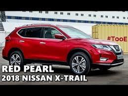 2018 nissan x trail interior. interesting 2018 2018 nissan xtrail red pearl exterior interior in nissan x trail interior