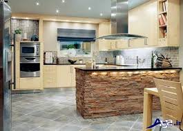 Modern kitchen colors 2014 Wine Red راهنمای های Jpg 550x394 Sand Coloured Modern Kitchen Designs 2014 Homedit Sand Coloured Modern Kitchen Designs 2014 Wwwpicsbudcom