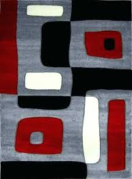 red black white area rugs red and black rugs red and grey rug brilliant fantastic red black and grey area rugs