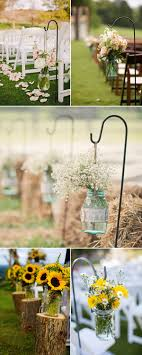 Glass Jar Table Decorations Rustic Wedding Ideas 100 Ways to Use Mason Jars 87
