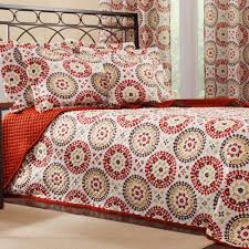 Melina Medallion Quilted Bedspread Bedding &  Adamdwight.com