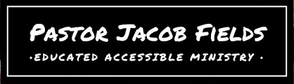 Pastor Jacob Fields