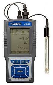 Ph Meter Calibration Oakton Ph 600 Ph Meter And Probe With Calibration