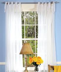 tab top sheer curtains. Tab Top Sheer Curtains Cotton Voile Tie I Could Do These On The 4 Poster Linen