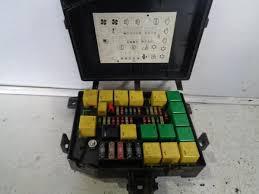 fuses & fuse boxes gentlemen of salvage P38 Fuse Box 1994 2002 range rover p38 4 0 v8 main under bonnet fuse box and cover lid p38 range rover fuse box
