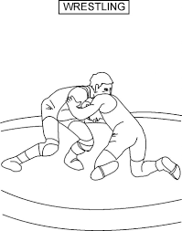 Small Picture Beautiful Wrestling Coloring Book Gallery New Printable Coloring