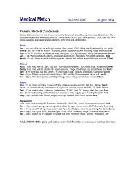 Ob Gyn Resume Examples Ob Gyn Resume Savebtsaco 6
