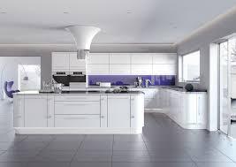 White Gloss Kitchen Designs High Gloss Kitchens Mastercraft Kitchens