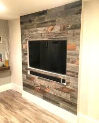 wood accent wall behind tv best of how to decorate wall behind stand wood accent wall