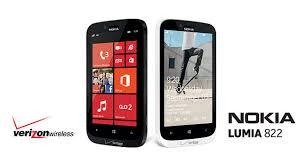 nokia 4g phones. nokia lumia 822 windows phone 8 priced for $0.01 by verizon wireless 4g phones