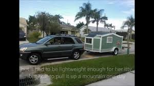 Small Picture Tiny House Cargo Trailer Initial Build pre camper conversion