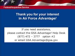 federal acquisition service u s general services administration 14 contact gsa advantage help desk