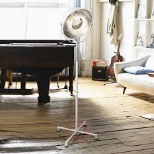 Staande Retro Lamp Cheap Staande Lamp La Lampe Gras No Zwart Met
