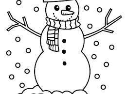 Snowman Template Printable Snowman Coloring Template Build Your Own Page Printable Stencil