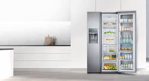 Kết quả hình ảnh cho tủ lạnh side by side samsung