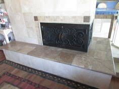 L-shaped fireplace screen- we could use one of these | Home Now ...