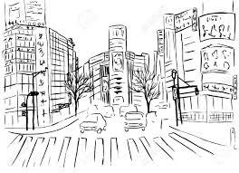 渋谷の商店街