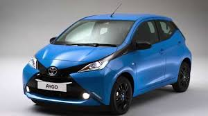 2016 Toyota Aygo Review - YouTube