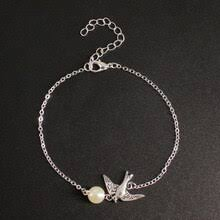 Europe And America New <b>Style Accessories</b> Peace Pigeon Anklet ...