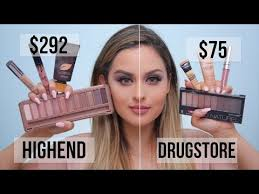 highend makeup tutorial