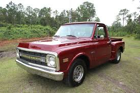 All Chevy c 10 chevy : 1969 Chevrolet C10 StepSide ShortBed C-10 Chevy Pickup Truck Call ...