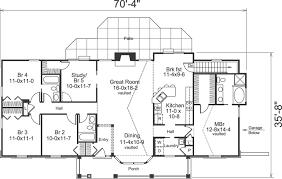 main floor plan 77 276