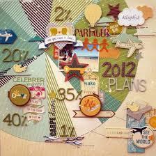 Creative Ways To Make A Timeline Scrapbook Paper Crafts