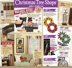 Christmas Tree Shops Flyer August 22  September 2 2013The Christmas Tree Store Flyer