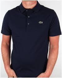 lacoste lacoste polo shirt navy