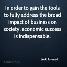 Investment Quotes Impressive Lee R Raymond Quotes QuoteHD