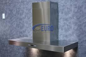 stainless steel wall range hood