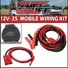 tuff stuff® 25 ft mobile winch wiring kit 2 receiver mobile tuff stuff® 25 ft mobile winch wiring kit 2 receiver mobile winch carrier combo tuff stuff® 4x4 winches off road lighting overland and