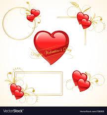 valentine heart frame. Modren Heart Valentine Heart Frame Vector Image On Heart Frame