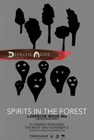 Depeche Mode Spirits In The Forest In Cinemas Worldwide On