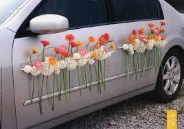 Deko Team + musik tamada 2014 - Russische Hochzeit | Wedding car  decorations, Wedding car deco, Wedding car