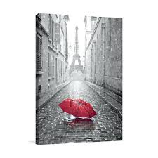 black and white wall art with red tower red umbrella art prints canvas wall art black  on red umbrella metal wall art with black and white wall art with red fresh black and red wall art white