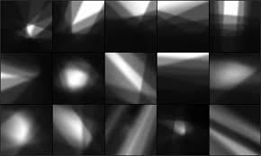 Photoshop Brush Laboratory 光ライトのブラシ照明 輝き 3d