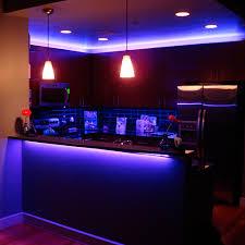 kitchen led lighting. lumilum rgb led kitchen accent lighting covesofit undercounter great led