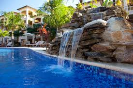 cool swimming pools.  Swimming Cool Swimming Pool Designs With Waterfalls For Awesome Home Architecture On Pools