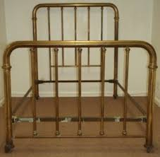 antique brass bed. Get The Look Of Their Bed With Antique Brass ($500), For N