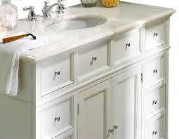 44 inch bathroom vanity. Hampton Bay 44 W Single Bath Vanity With White Marble Top Sink In Bathroom Plans 8 Inch