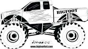Monster Truck Printables Luxury Hot Wheels Monster Truck Coloring