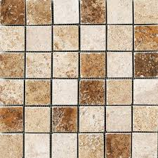 marazzi montagna blended 12 in x 12 in x 8 mm porcelain mosaic floor
