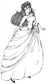 Small Picture Popular Dress Coloring Page 4 4302