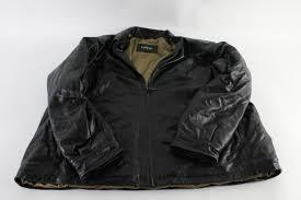 kasper men s 2xl leather jacket